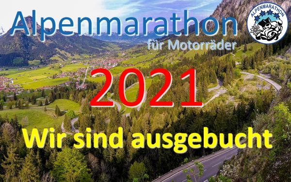 Alpi 2021 ausgebucht